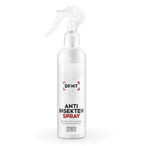 DFNT Insektenspray | 500ml Insektenschutz mit Langzeitwirkung | Insektenvernichter Spray | Geruchloses & Biologisch Abbaubares Ungeziefer Spray
