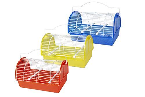 Karlie Transportbox für Kleintiere L: 29 cm B: 20 cm H: 18 cm farblich sortiert