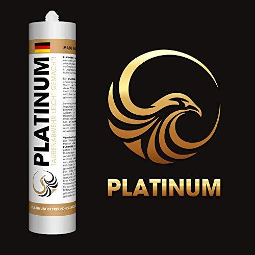 Platinum - Taubenabwehr Gel inkl. Quarzsand