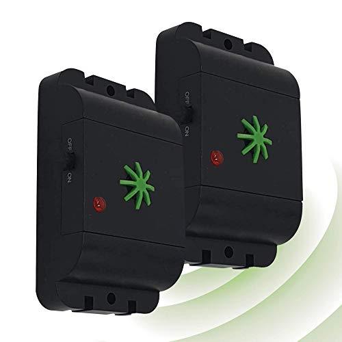 ISOTRONIC Hundeschreck/Katzenschreck Hundeabwehr mit Ultraschall