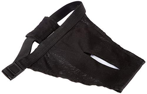 Trixie 23495 Schutzhöschen, XL: 60–70 cm, schwarz