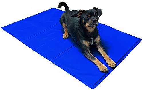 SMARTY Premium Kühlmatte für Hunde - selbstkühlende Haustier Matte - Hunde-Kühlkissen - Pet Cooling Mat Katzen - sofortiges Kühlerlebnis