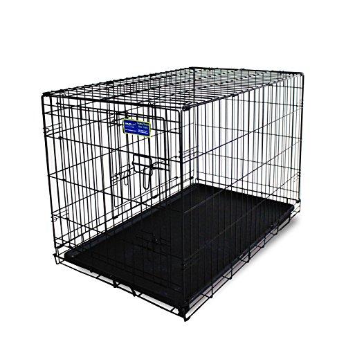 Simply Maison | Hundekäfig | Transportbox | Drahtkäfig mit 1 oder 2 Türen