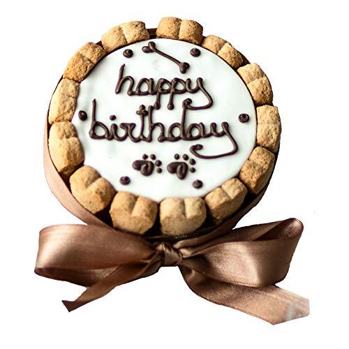 PetLove Hundetorte – Torte für Hunde – Geburtstagskuchen – Kuchen - Geburtstagstorte für Hunde