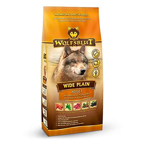 Wolfsblut - Wide Plain - 15 kg - Pferd - Trockenfutter - Hundefutter - Getreidefrei